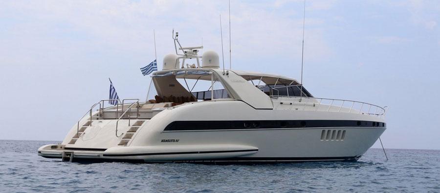 Mangusta 80 – YachtGreece com